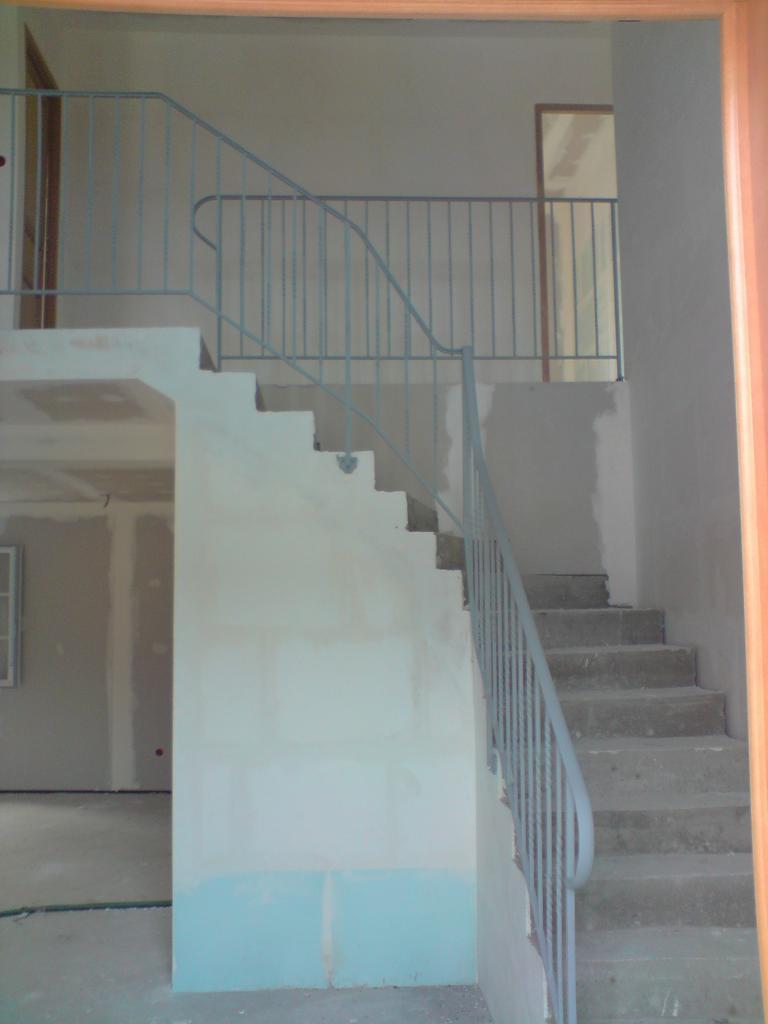 Escalier Val D Oise rampe escalier sur mesure oise et ile de france